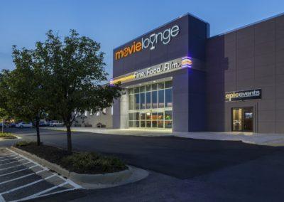 Movie Lounge - Exterior