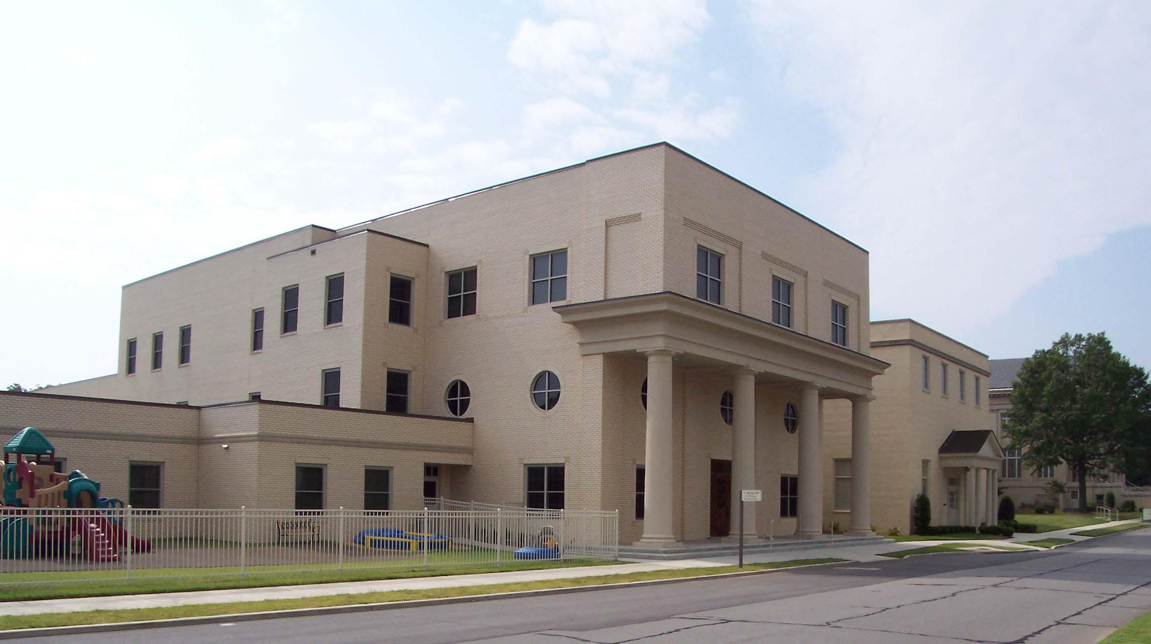 FUMC Exterior 2004