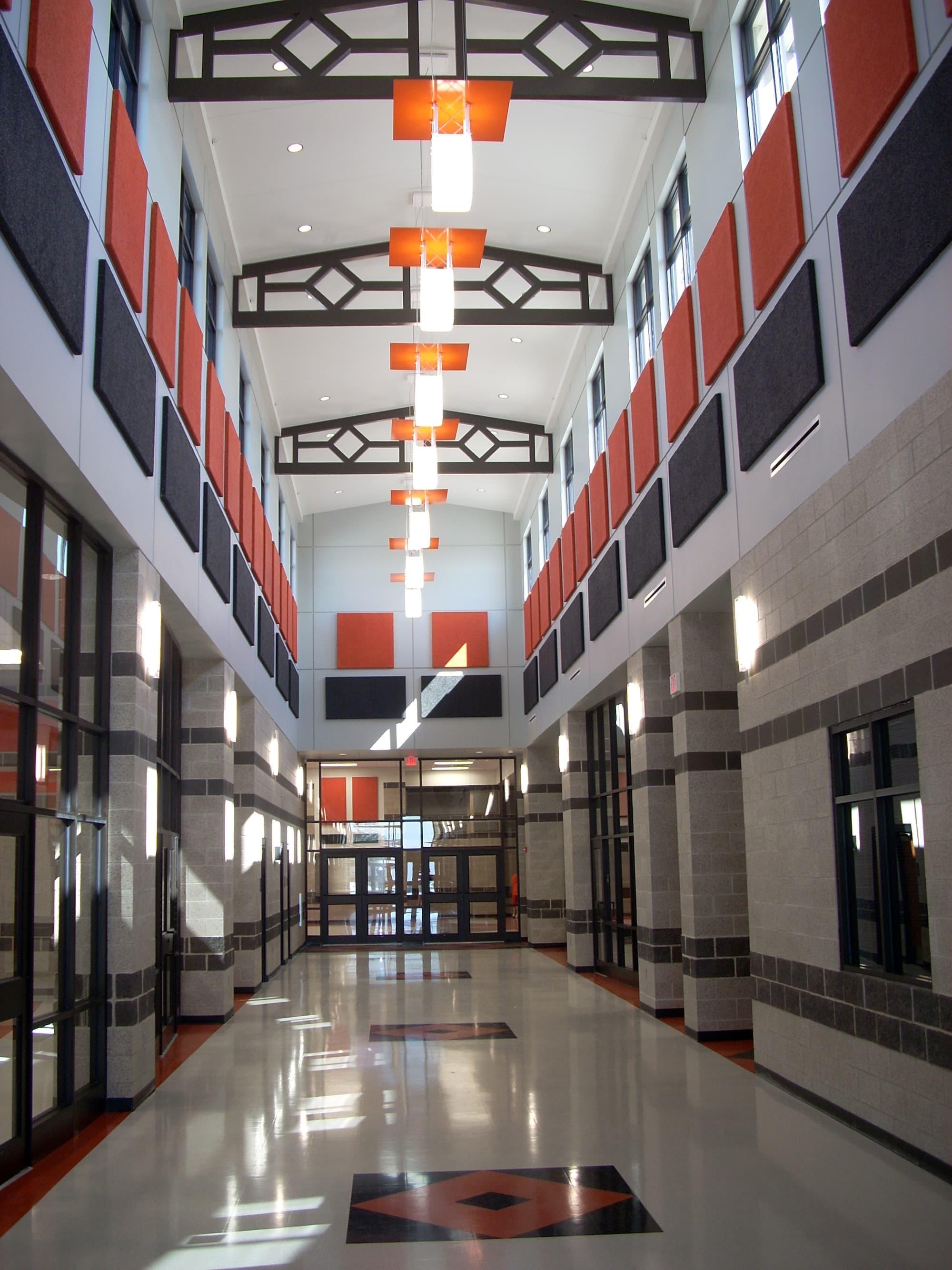 Sallisaw MS - Corridor 1