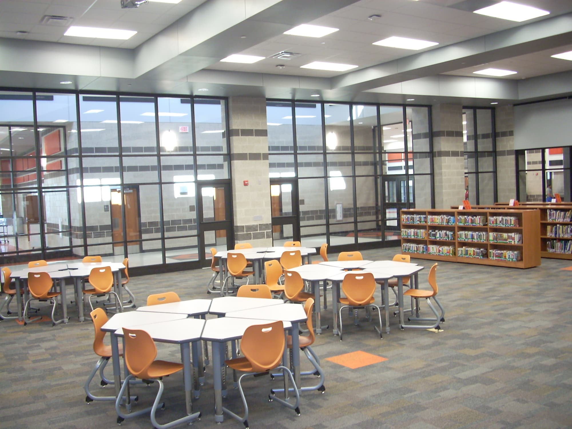 Sallisaw MS - Library 2