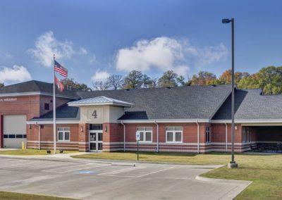 Van Buren Fire Station