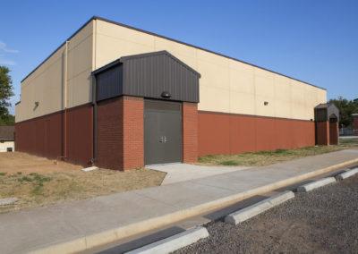 Cedarville Saferoom