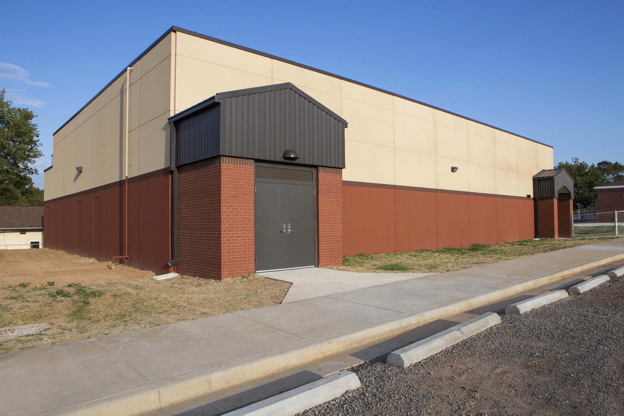 Cedarville El Saferoom 2