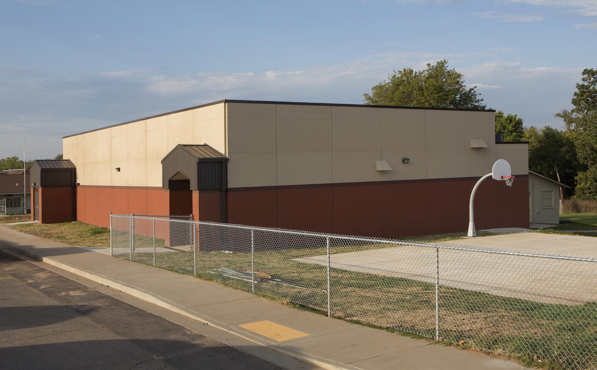 Cedarville El Saferoom 4