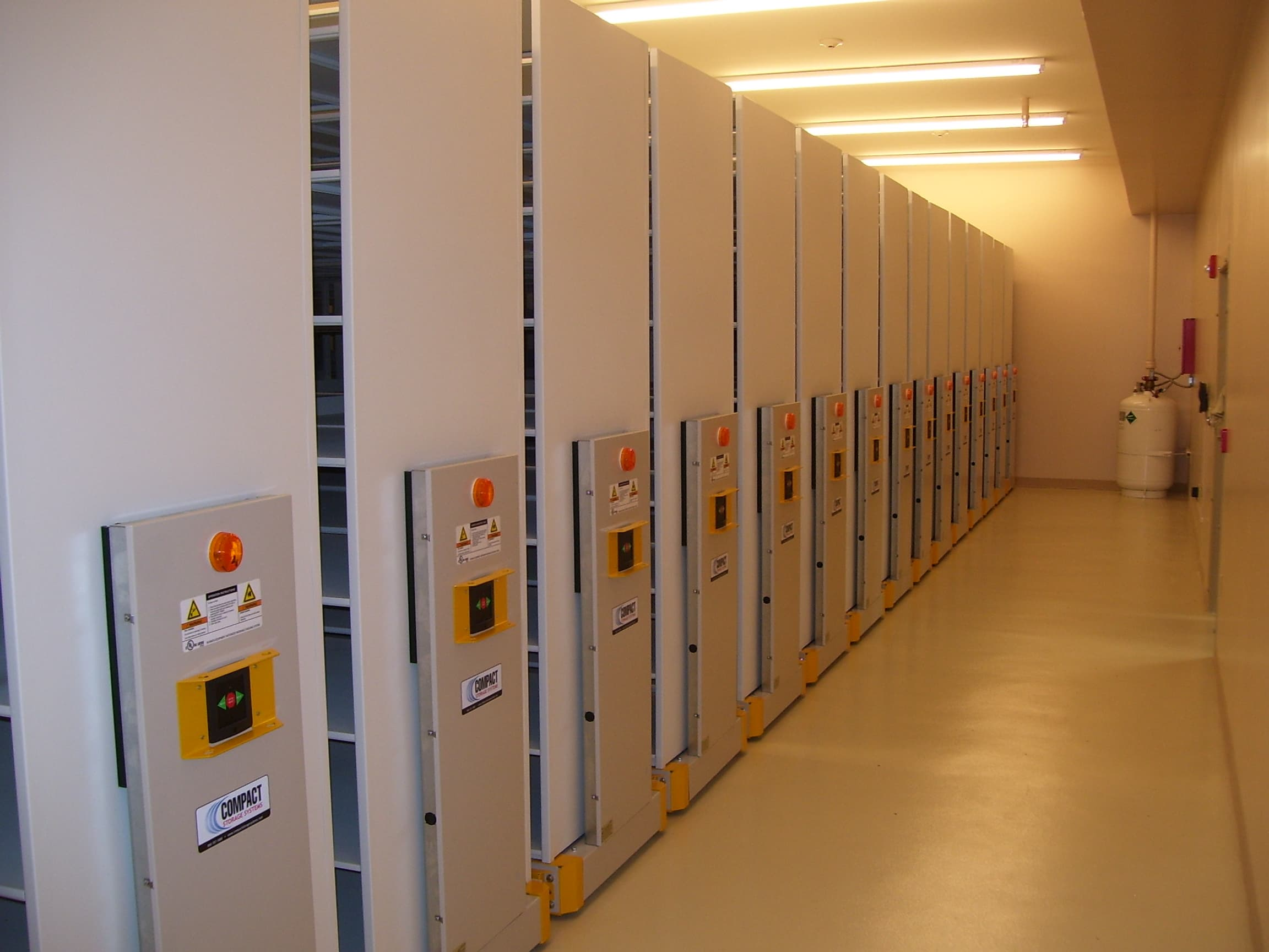 Powhatan Archival Vault