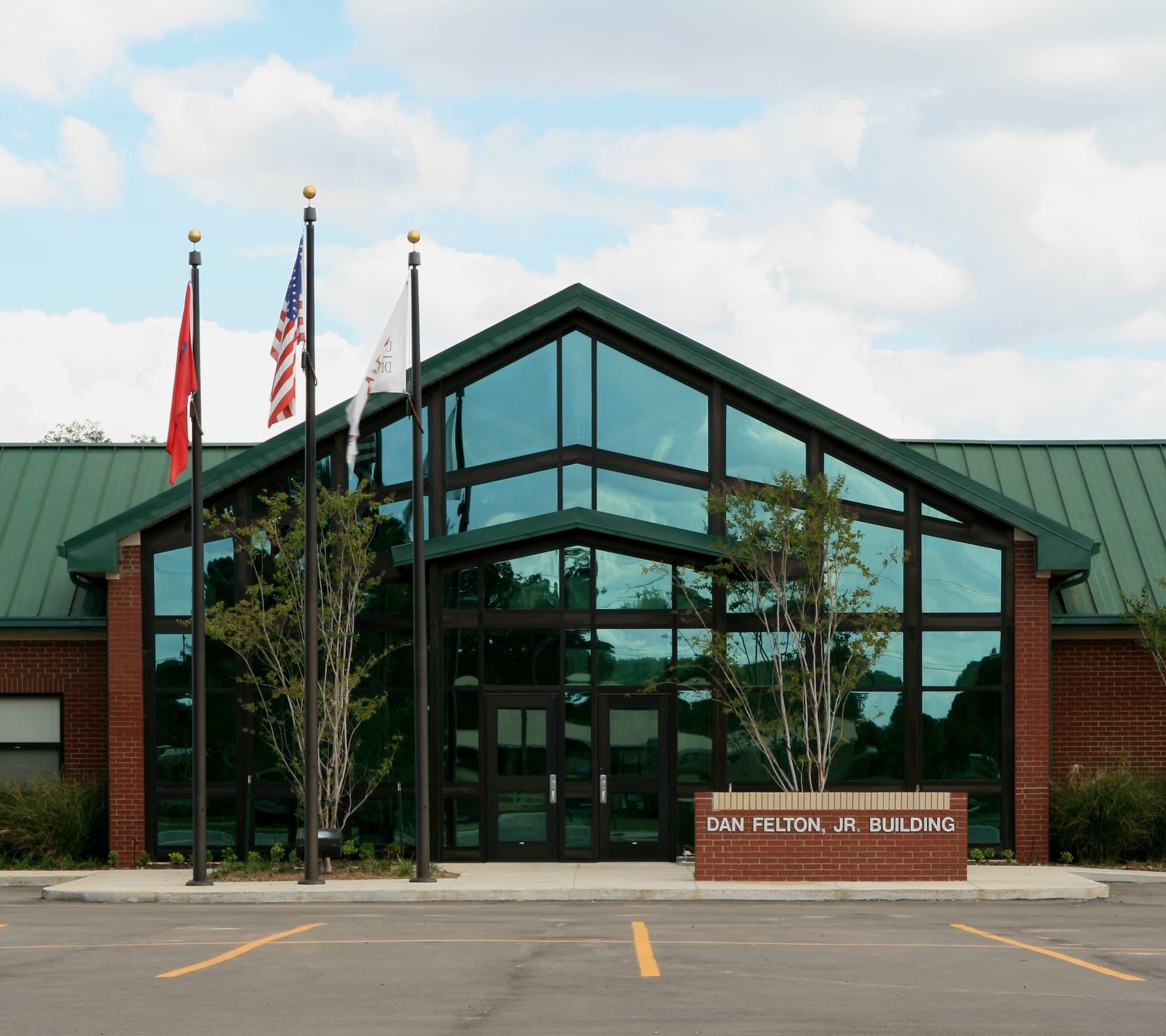 UA Felton Entry